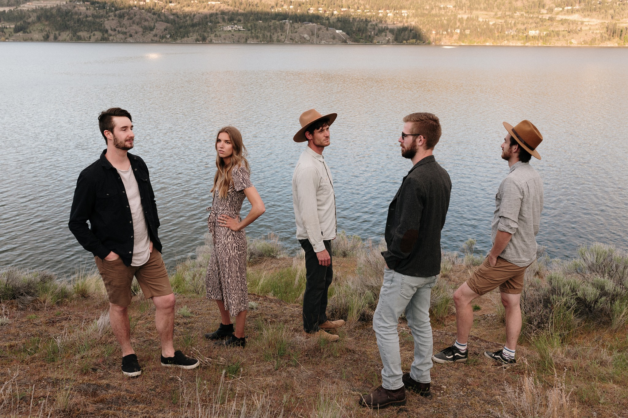 Podcast: Sean Waters Band – Jump Into the Deep, Fight by My Side