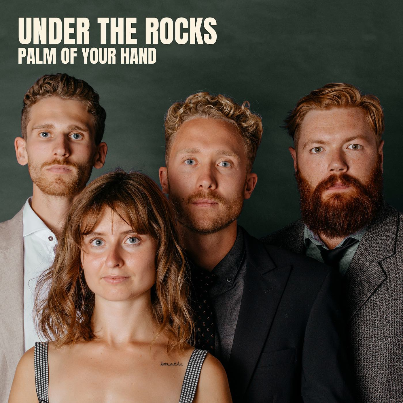Under the Rocks – Palm of Your Hand